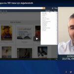 TRT Haber Gökhan Bülbül Katılımı Görseli
