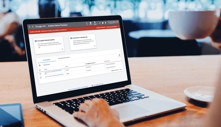 AnahtarKelime Planlayıcı Kullanmak Blog Görseli